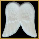 Anielskie skrzydła styropianowe