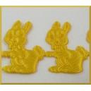Króliczki żółte