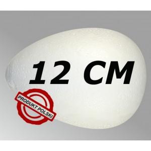 Jajko styropianowe 120mm