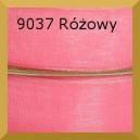 Tasiemka szyfonowa  6mm 32mb różowa