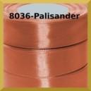 Tasiemka satynowa 25mm kolor 8036 palisander