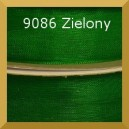 Tasiemka szyfonowa  6mm 32mb zielona