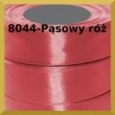 Tasiemka satynowa 25mm kolor 8044 pąsowy róż