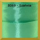 Tasiemka satynowa 6mm kolor 8069 szałwia