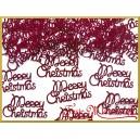 Konfetti Merry Christmas  3 g.