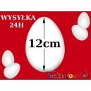 Jajko styropianowe 12cm IMPORT
