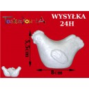 Kurka styropianowa mała 5,5cm IMPORT