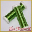 Drucik florystyczny PET zielony 25 g.