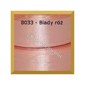 Tasiemka satynowa 38mm kolor 8033 blady róż