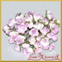 Różyczki papierowe 1cm 144szt. liliowe