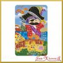 Mozaika z pianki - Pirat