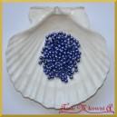 Perełki 4 mm szaro fioletowe