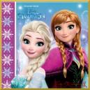 Serwetka do decoupage Anna i Elsa Kraina Lodu
