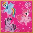 Serwetka do decoupage Kucyki Pony