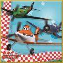 Serwetka do decoupage Samoloty