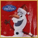 Serwetka do decoupage Olaf Świąteczny