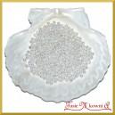 Perełki 4 mm białe perłowe