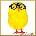 Kurczak ozdobny w okularach 1szt.