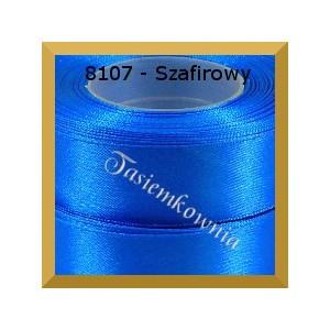 Tasiemka satynowa 25mm kolor 8107 szafirowy