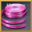 Tasiemka satynowa 38mm kolor 87 różany 2mb