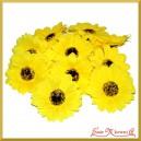 SŁONECZNIK- kwiatuszki ozdobne duże 50szt. HURT
