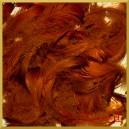 Piórka krótkie - brązowe 10g