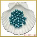 Perełki 10mm 50g morskie perłowe