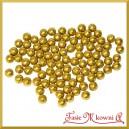 Brokatowe kulki złote 1,8cm/140g