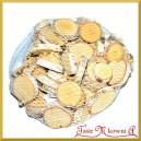 Plastry brzozy małe 2-5cm siatka 500g
