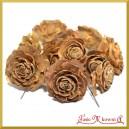 CEDAR ROSE Róża cedrowa na piku 10cm/10szt.