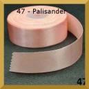 Tasiemka satynowa 25mm kolor 47 Palisander