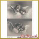 Papier ryżowy A4 R699-Anioły