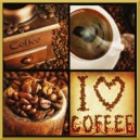 Serwetka do decoupage I LOVE COFFEE 1SZT