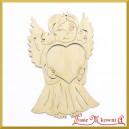 Aniołek z mrugającym okiem 15cm