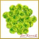 Kwiat cebuli żółty 1szt./40cm