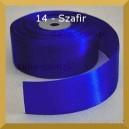Tasiemka satynowa 25mm kolor 14 Szafir