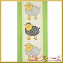 Chusteczka do Decoupage owieczki czarna owca