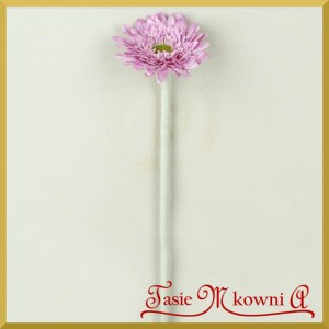 Gerber mini - kwiat liliowy