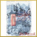 Papier ryżowy LONDYN BIG BEN BUDKA TELEFONICZNA - 234
