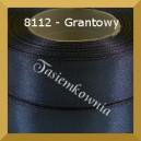 Tasiemka satynowa 6mm kolor 8112 granatowy