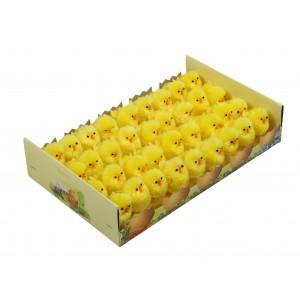 Kurczak ozdobny puchaty 4,5cm/1szt.
