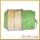 Sznurek papierowy zielony rolka 10mb