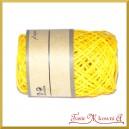 Sznurek papierowy żółty rolka 10mb