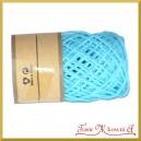 Sznurek papierowy niebieski rolka 10mb