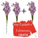OWOCE JAGODY susz ozdobny wiązka FIOLETOWE - 2+1 gratis