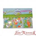 Cekiny Wielkanocne pisanki, pisklaki, zajączki kolorowe