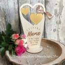 Statuetka z sercami dla Mamy