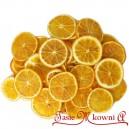 Suszone pomarańcze w plastrach około 250g  5cm DUŻA PACZKA