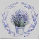 Serwetka do Decoupage kwiaty wiosenne i stokrotki 1 szt