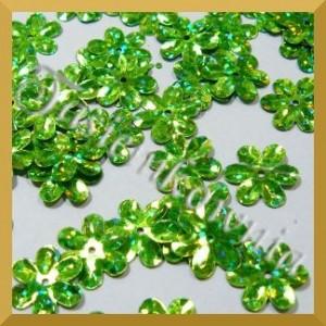 Kwiatuszki zielone